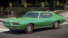 1972 Pontiac GTO V1.2 for GTA 4