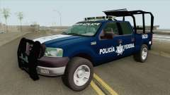 Ford F-150 2008 (Policia Federal) for GTA San Andreas