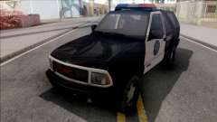 GMC Jimmy 2001 Police