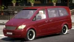 Mercedes Vito V1 for GTA 4