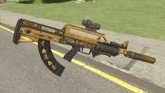 Bullpup Rifle (Complete Upgrade) Main Tint GTA V