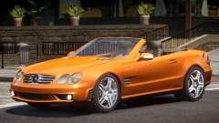 Mercedes Benz SL65 Roadster for GTA 4