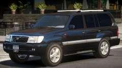 Toyota Land Cruiser 100 V1.0 for GTA 4