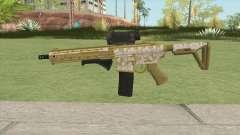 Carbine Rifle GTA V (Pixeled) for GTA San Andreas