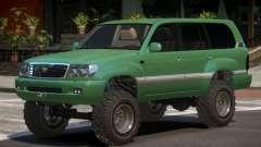 Toyota Land Cruiser 100 V1.1 for GTA 4
