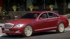 Mercedes Benz S600 V1.0 for GTA 4