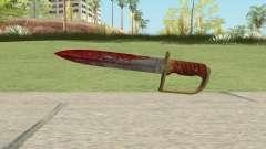 Antique Cavalry Dagger V3 GTA V for GTA San Andreas