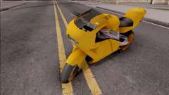 NRG-500 Civilian for GTA San Andreas