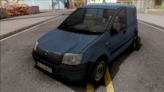 Fiat Panda Van for GTA San Andreas