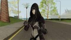 Kasumi (Mass Effect) for GTA San Andreas