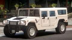 Hummer H1 V1.0 for GTA 4