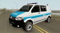 Volkswagen Transporter T6 (Policja KSP)