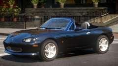 Mazda MX5 Miata V1.0 for GTA 4