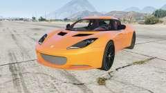 Lotus Evora 2009 for GTA 5