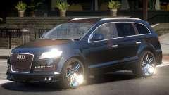 Audi Q7 v12 TDI Tuned for GTA 4