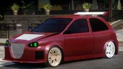Chevrolet Corsa Tuning for GTA 4