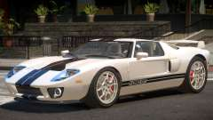 Ford GT Tuned for GTA 4