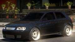 Audi A3 V1.1 for GTA 4