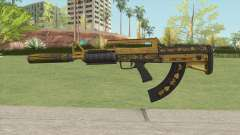 Bullpup Rifle (Suppressor V2) Main Tint GTA V for GTA San Andreas
