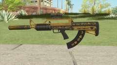 Bullpup Rifle (Two Upgrades V12) Main Tint GTA V for GTA San Andreas