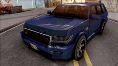Vapid Huntley V8 Sport VR 4.8i 2016 Low Poly for GTA San Andreas