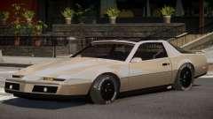 1982 Pontiac Trans Am for GTA 4