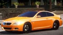 BMW M6 V1.3 for GTA 4