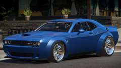 Dodge Challenger Improved for GTA 4
