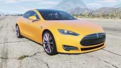 Tesla Model S 2012 for GTA 5