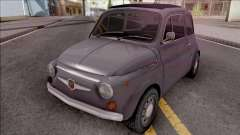 Fiat Abarth 595 SS 1968 Standart Wheels for GTA San Andreas