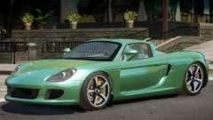 Porsche Carrera GT V1.1 for GTA 4