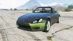 Honda S2000 (AP1) 2003 for GTA 5