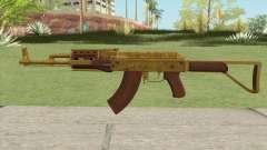 Shrewsbury Assault Rifle GTA V (Default Clip)