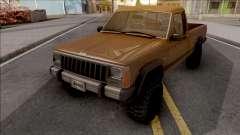 Jeep Comanche v2