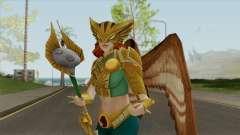 Hawkgirl: Champion Of Thanagar V2 for GTA San Andreas