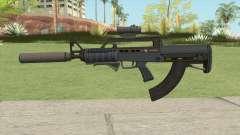 Bullpup Rifle (Three Upgrades V4) Old Gen GTA V for GTA San Andreas