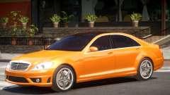 Mercedes S65 V1.1 for GTA 4