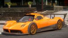 Pagani Zonda RS for GTA 4
