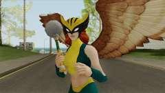 Hawkgirl: Champion Of Thanagar V1 for GTA San Andreas