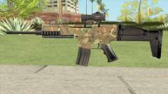 SCAR-L (Soldier Front 2) for GTA San Andreas
