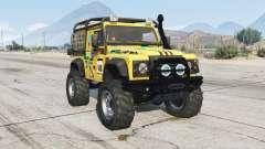 Land Rover Defender 90 for GTA 5