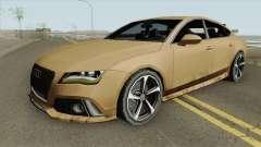 Audi RS7 2014 (Black Interior) for GTA San Andreas