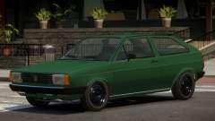 1986 Volkswagen Gol V1.0 for GTA 4