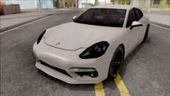 Porsche Panamera Turbo 2017 Lowpoly IVF