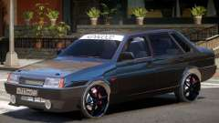 Lada Forma Tuned for GTA 4
