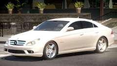 Mercedes CLS 63 V1 for GTA 4
