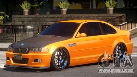 BMW M3 Tuning V1.1 for GTA 4