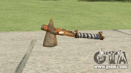 Stone Hatchet V1 GTA V for GTA San Andreas