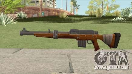 Hunting Rifle (Fortnite) HQ for GTA San Andreas