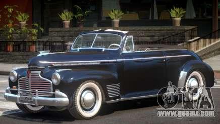 1941 Chevrolet Special for GTA 4